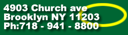 Dental Brooklyn NY Church Ave 4903 Ph:718 - 941 - 8800
